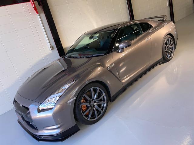 日産 GT-R ベースグレード ニスモスポーツリセッティング/中期ホイール・ヘッドライト・テールライト/アブフラッグマフラー・エアロ