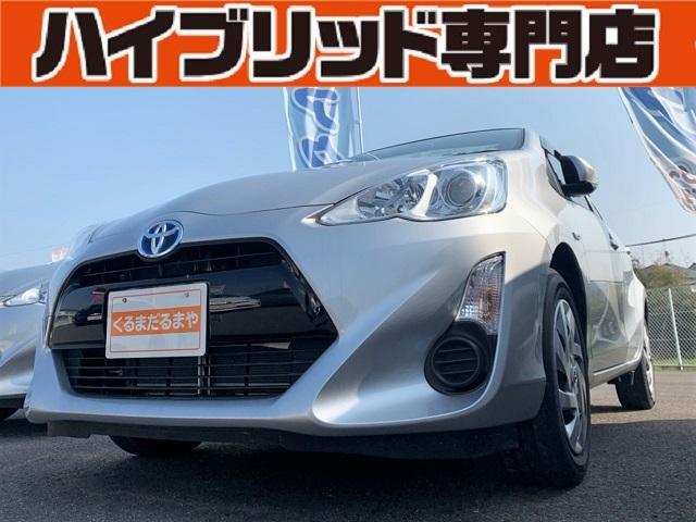 トヨタ S 4Q 保証付 修復歴無 ETC ナビ