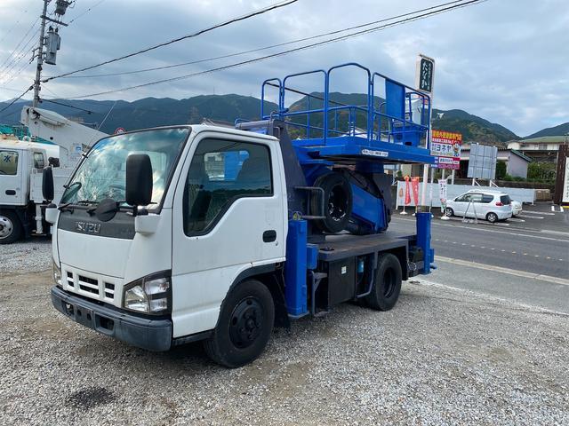 タダノ高所作業車