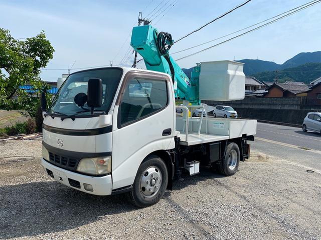 アイチSS10A高所作業車(1枚目)