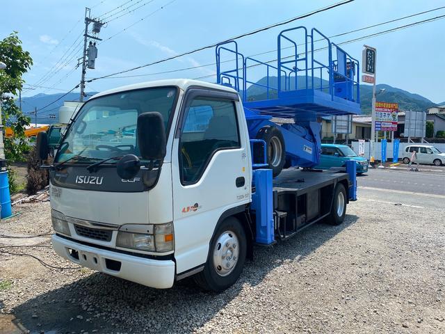 いすゞ  タダノ高所作業車AT120SR