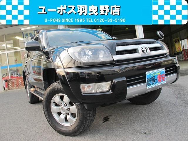 トヨタ SSR-X 4WD サンルーフ フルセグナビ バックカメラ ETC リフトアップ キーレス