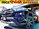 新車・ルーフレール・リフトアップ18インチ専用アルミ ・トヨタセーフティセンス・クリアランスソナー・パワーシート・LEDヘッド