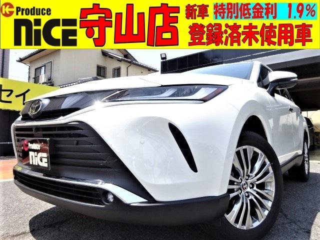 トヨタ Z 新車・純正12型ナビ・Bluetooth・パノラミックビューモニター・前後ドラレコ・Dインナーミラー・ETC2.0・JBLサウンドシステム・ハーフレザーシート・19インチアルミ