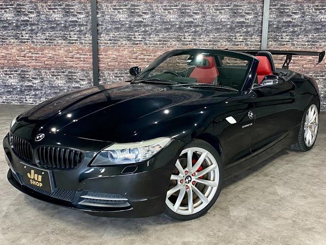 BMW sDrive23i ハイラインパッケージ 赤革シート・シートヒーター・HID・ナビ・ETC・キーレス・記録簿有・禁煙・修復無
