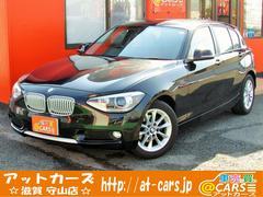 BMW116i スタイル HID ETC プッシュ ナビ 禁煙車