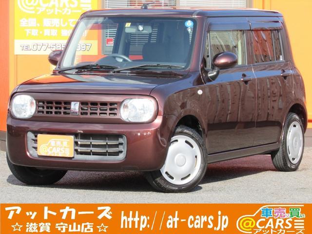 「スズキ」「アルトラパン」「軽自動車」「滋賀県」の中古車