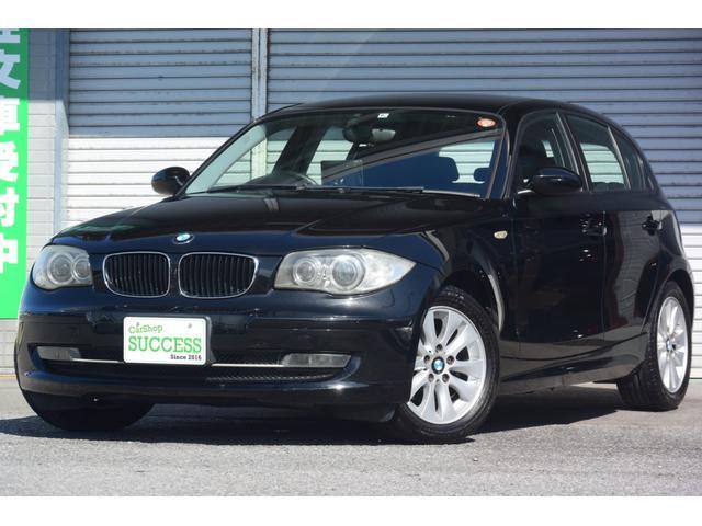 BMW 116i スマートキ・ナビ・TV・ETC・HID・1年保証付