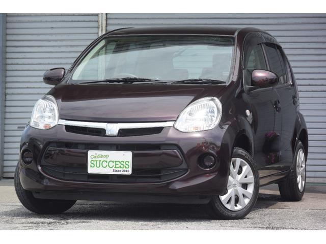 トヨタ 1.0X Lパッケージ・キリリ 特別仕様車・純正SDナビ・禁煙車・スマートキー・Aストップ・ECOモードランプ・HID・オート電格ミラー・花粉除去モード付フルオートAC・ベンチシート・ETC・LEDストップランプ・Bluetooth