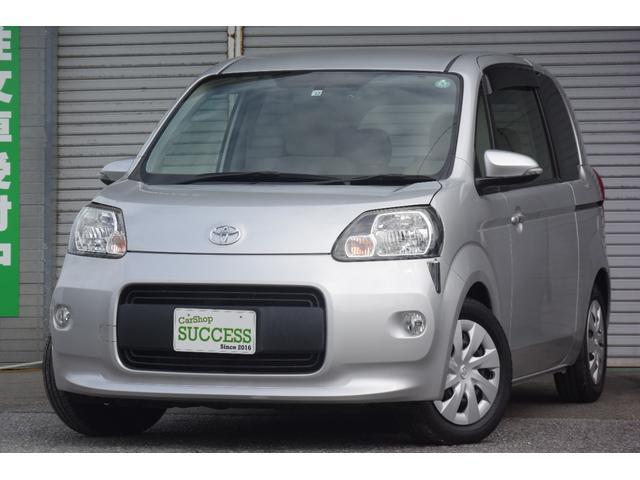 トヨタ ポルテ F ユーザー買取車・Pスターター・スマートキー・純正電動コーナーポール・純正SDナビ・フルセグ・カラーレーンガイド付きBモニター・Bluetooth・左大型電動スライドドア・純正HIDオートライト・フォグ