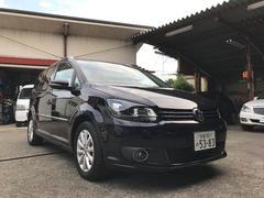 VW ゴルフトゥーランTSI ハイライン 地デジフルセグ バックモニター