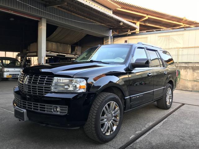 「リンカーン」「リンカーン ナビゲーター」「SUV・クロカン」「京都府」の中古車