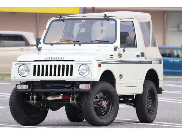 スズキ 幌 錆小 2サイクル SJ30 4速MT 4WD