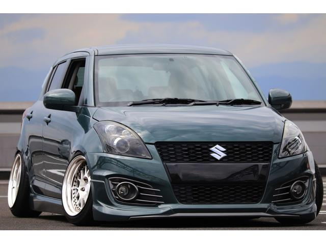 スズキ 無期限無制限保証付き純正6MT スマートキー 全塗装 車高調