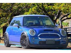 MINI無期限無制限保証付き スーパーチャージャー 純正6速MT ダンパーZZフルタップ式車高調 エアコン良好 純正6速MT スーパーチャージャー 車検整備付き