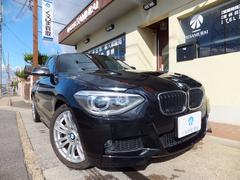 BMW116i Mスポーツ キセノンヘッドライトiドライブ ETC