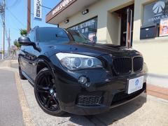 BMW X1sDrive 18i Mスポーツpkg 社外ナビ Cアクセス
