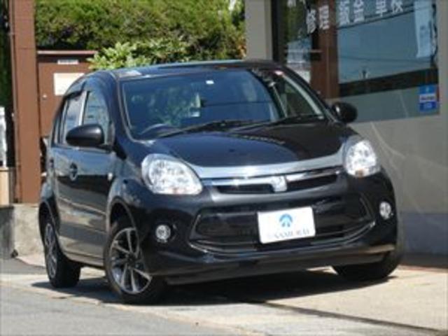 トヨタ 1.0XLパッケージ・キリリ1オーナー禁煙ナビTVモデリスタ