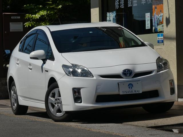 トヨタ L1オーナー禁煙車 LEDヘッドランプ 純正ナビTVBカメラ