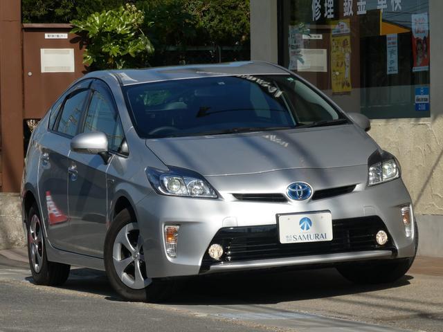 トヨタ S 1オーナーユーザー様買取禁煙車 30系最終型 実走行1.1万KM台 純正ナビ地デジTV Bカメラ Bluetooth ビルトインETC プッシュスタート&スマートキー オートディスチャージ フォグ