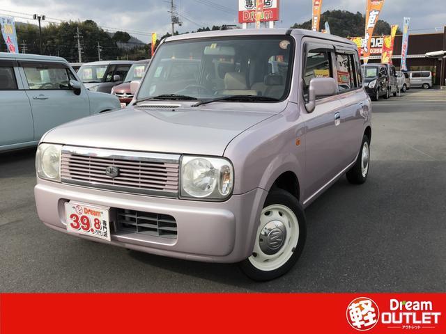 スズキ GセレクションII 4WD キーレス ナビ