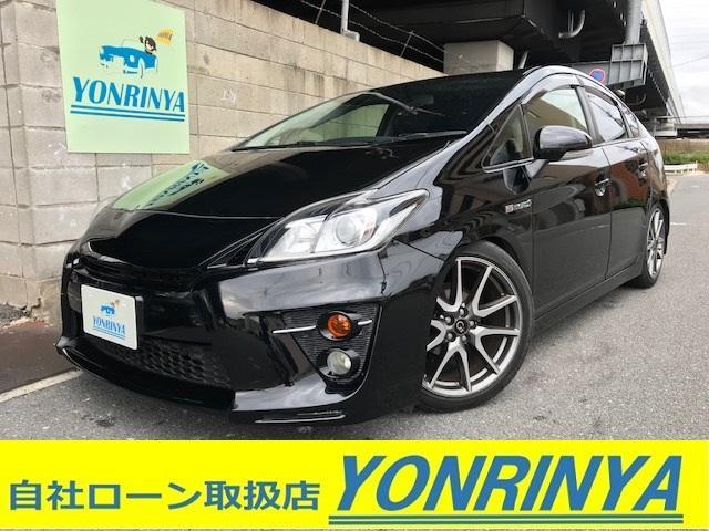トヨタ Sツーリングセレクション・G's車高調9インチHDDナビ