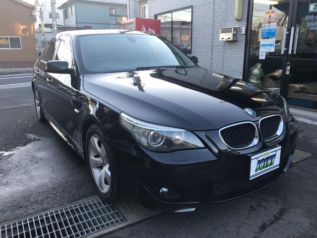 BMW 5シリーズ 530iハイラインパッケージ サンルーフ 革シ...