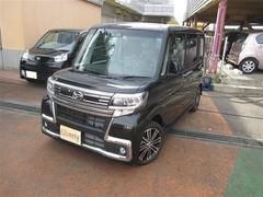 タントカスタム RS トップED SAIII 届出済未使用車