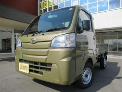 ハイゼットトラックスタンダード 4AT 届出済未使用車