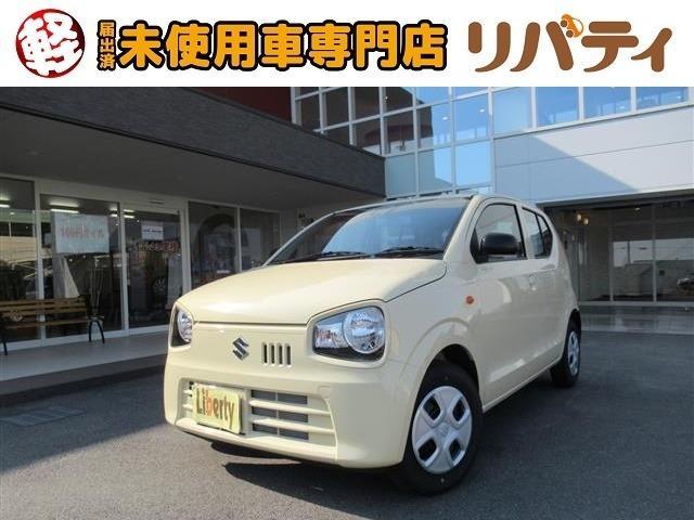 スズキ L スズキ セーフティ サポート装着車 届出済未使用車