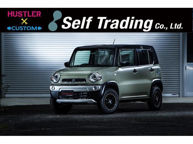 スズキ G リフトアップ 新車コンプリ-ト マットグリーンラッピング