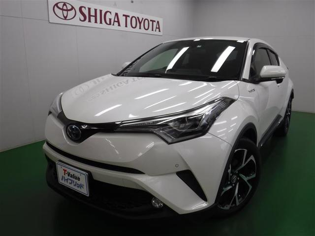 「トヨタ」「C-HR」「SUV・クロカン」「滋賀県」の中古車