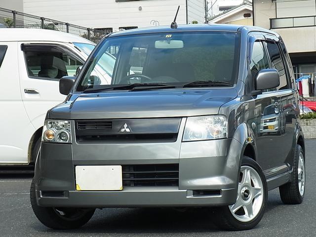 三菱 eKスポーツ R ターボ 4WD (なし)