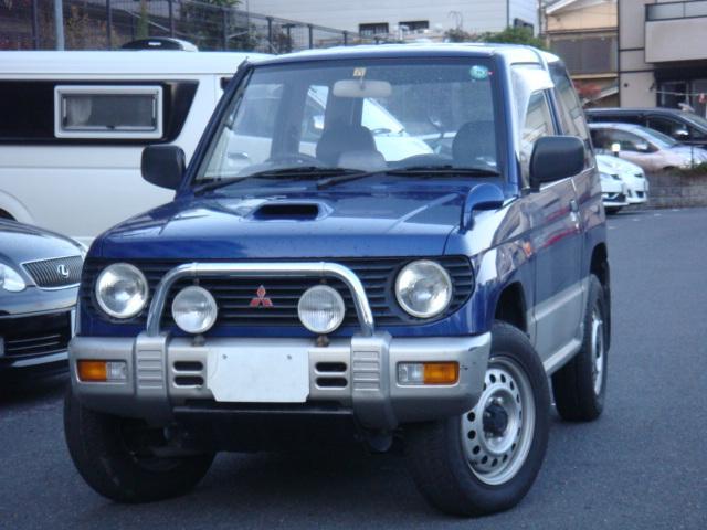 三菱 パジェロミニ VR−II ターボ 4WD タイミングベルト交...