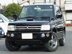 パジェロミニアクティブフィールドエディション ターボ 4WD