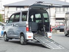 アトレーワゴン4WD スローパー 電動ウインチ 4人乗 福祉車両