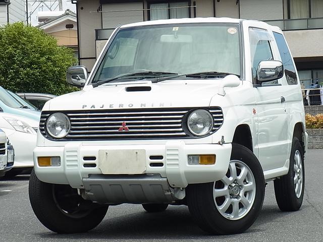 三菱 スキッパーV ターボ 4WD