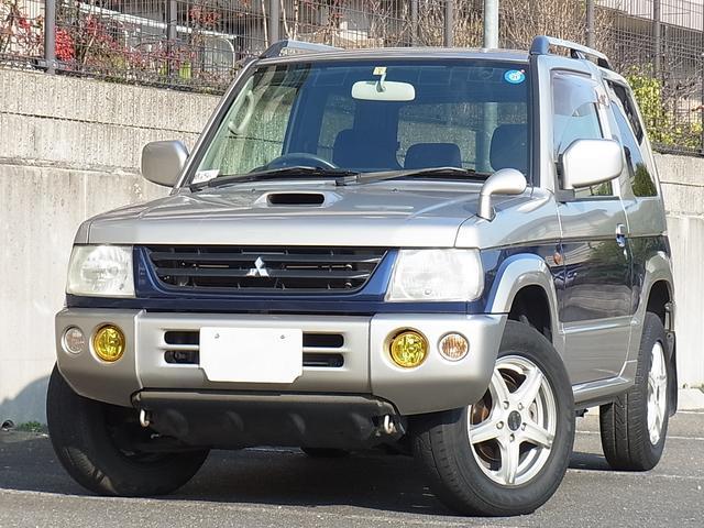三菱 アニバーサリーリミテッドVR ターボ 4WD