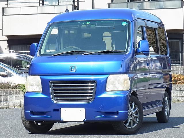 バモスホビオ(ホンダ) ターボ 中古車画像