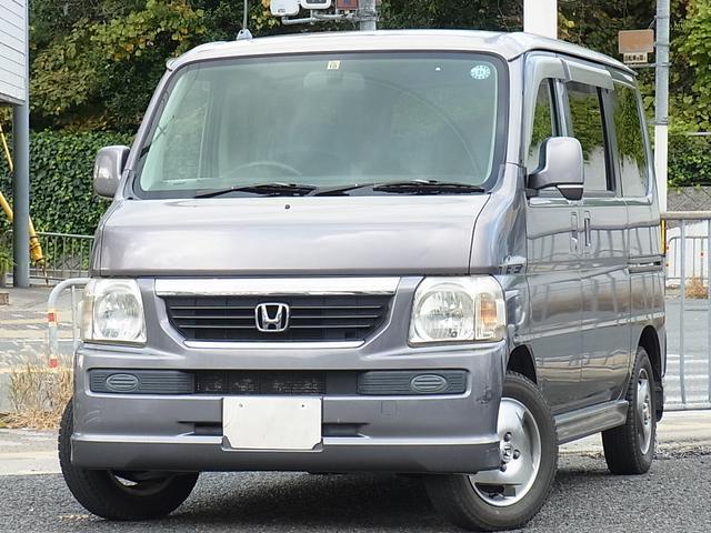 ホンダ Mターボ 4WD