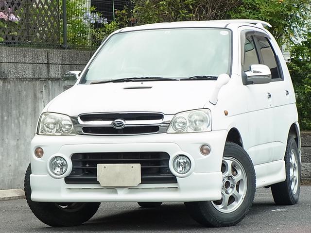 ダイハツ カスタム メモリアルエディション ターボ 4WD