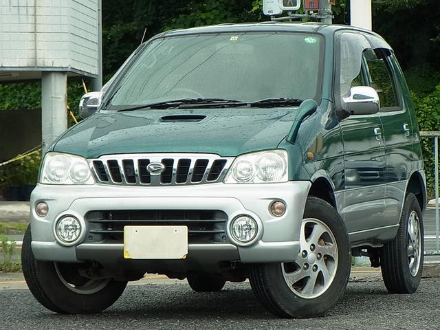 ダイハツ X ターボ 4WD