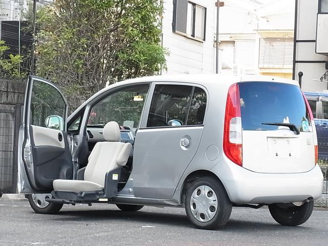 ホンダ アルマス 福祉車両 助手席回転電動昇降シート