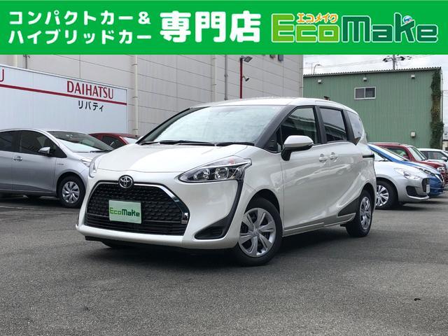 トヨタ G 登録済未使用車 トヨタセーフティセンス 両側電動 禁煙車