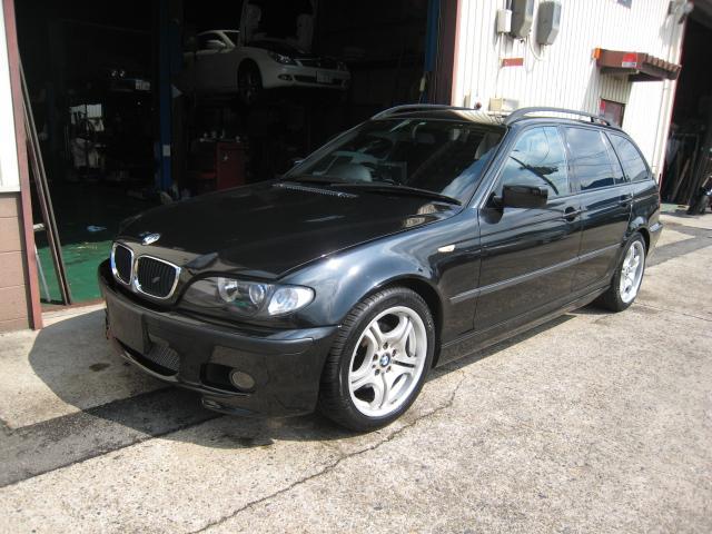 BMW 318iツーリング Mスポーツ サンルーフ