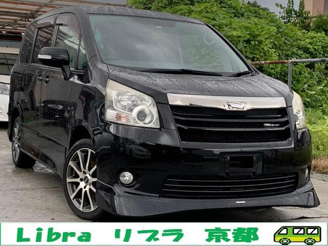 トヨタ S・車検整備付・ナビTV・バックカメラ・TRDアルミ・エアロ