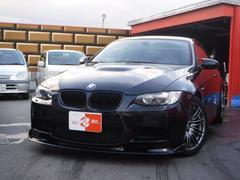 BMWM3クーペ MドライブPKG 社外マフラー リップスポイラー