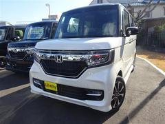 N BOXカスタムG・Lホンダセンシング 2トーン 届出済未使用車