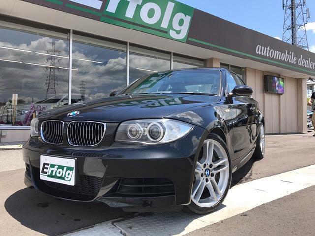 BMW 135i Mスポーツ ツインターボ