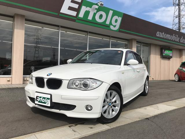 BMW 116i HID ETC CD 純正アルミ